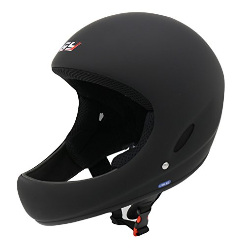 GY Vented Fiberglass Skydiving Head Protector Extrme Sports Paragliding Helmet For Flying Wonderful Color (BLACK, - Glasses Diving Sky