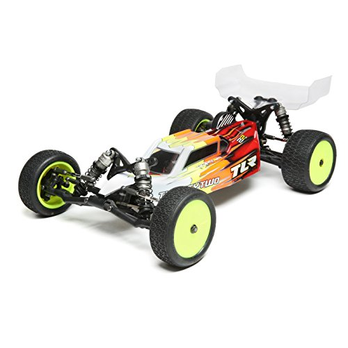 (Team Losi TLR 22 4.0 Race Kit: 1/10 2Wd Buggy)