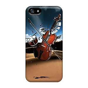 Fashion XqG4817yJkk Case Cover For Iphone 5/5s(music Art)