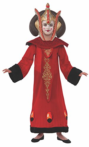 Rubie's Costume Star Wars Kid's Deluxe Queen Amidala Costume, One Color, Small