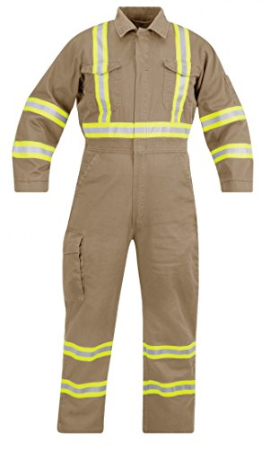 Industrial 100% Cotton Coverall - 1