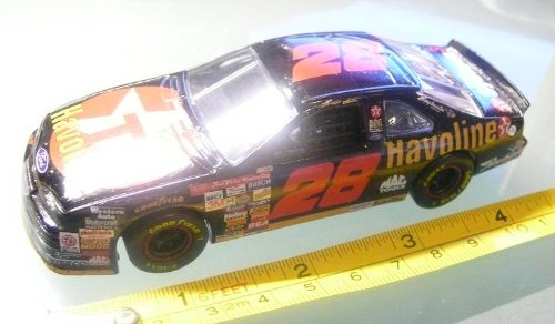 - Mark One - Ernie Irvan - No. 28 Havoline Ford Thunderbird - 1:43 Scale Die Cast Replica Race Car - NASCAR