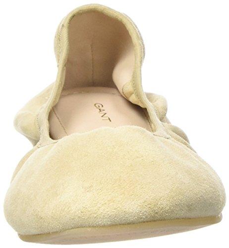 Ballerine Molly Gant Beige Punta Donna G25 Sand Chiusa O56na6qxZ