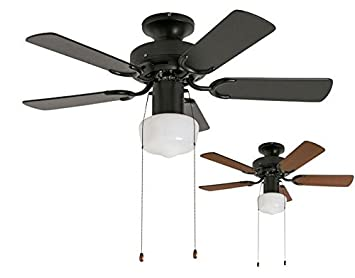 Amazon brid 2way use brid 2way use traditional ceiling fan light bk002952 mozeypictures Gallery