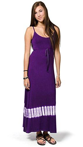 TCG Women's Tie-Dye 2.0 Maxi Dress - (Psychedelic Maxi Dress)