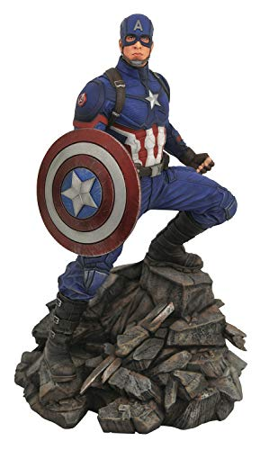 Statue America - DIAMOND SELECT TOYS Marvel Premier Collection: Avengers Endgame Captain America Statue