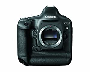 Canon EOS-1D X 18.1MP Full Frame CMOS Digital SLR Camera (Discontinued by Manufacturer)