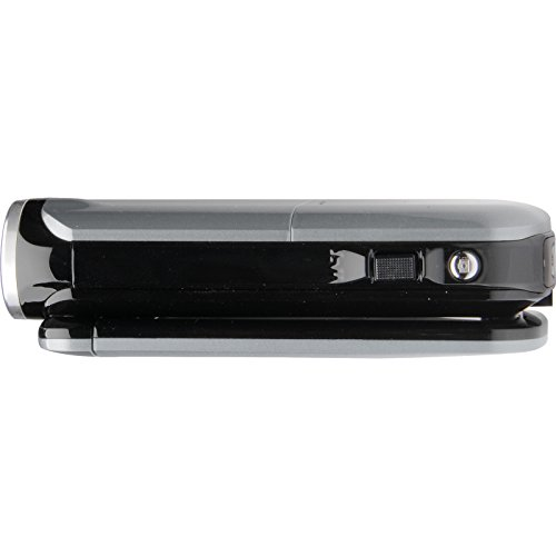 Bell+Howell DV7HD-GY Slice2 HD Video Recording Slice2 DV7HD Full 1080p HD Camcorder with Touchscreen and 60x Zoom