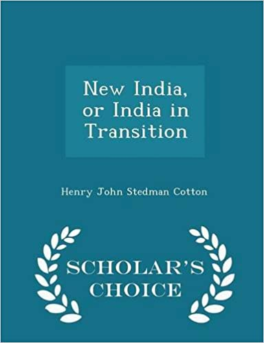 Book New India, or India in Transition - Scholar's Choice Edition