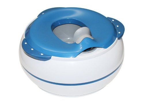 Prince Lionheart 3-in-1 Potty, Berry Blue