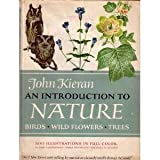 img - for An Introduction to Nature Birds Wild flowers trees book / textbook / text book