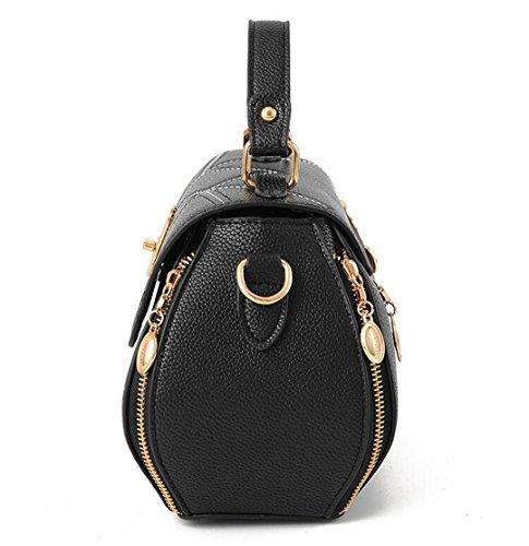 Small Bag Geometric V Style Crossbody Women'S L5XGP2KYiI Grey Dark Bags Saddle 8wnxqT