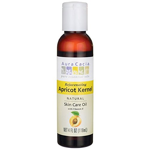 Aura Cacia Apricot Kernel Oil (Aura Cacia Apricot Kernel Skin Care Oil, 4 Fluid Ounce)