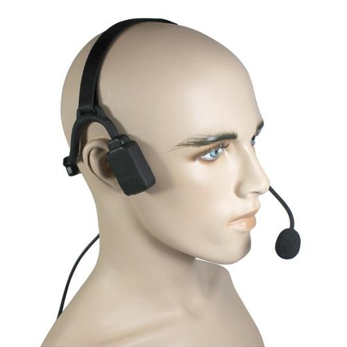 Pryme NBP-BH10 Bone Conduction Headset for ICOM Multi-Pin Radios (See List) by Pryme (Image #5)