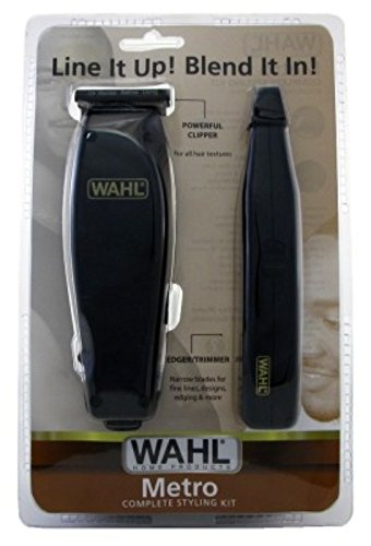 Wahl 9636-517 Metro 12-Piece Single-Cut Haircut Kit