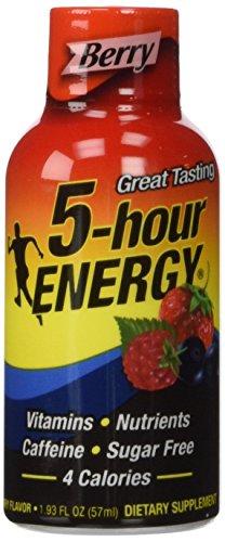 5 hour energy sleep - 1