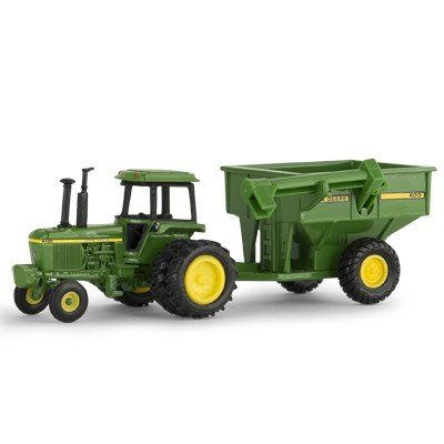 John Deere 1/64 4430 w/Grain Cart Ertl #45534 - LP53305 for sale  Delivered anywhere in USA