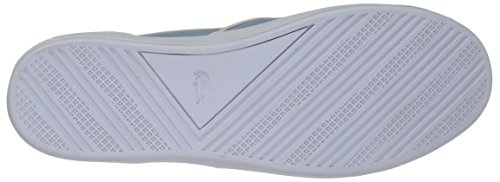 Lacoste Blue Women's Boat Shoe 317 Fashion 1 Lancelle Pq1PBw8