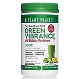 Vibrant Health - Green Vibrance, Plant-Based Superfood...