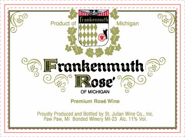 NV Frankenmuth Rose