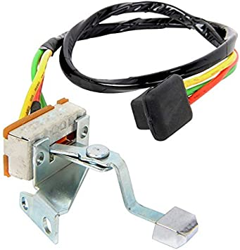 Amazon.com: 1965-66 Heater Blower Motor Switch After 4/1/65 With Knob amd 3 Wire  Harness NEW: AutomotiveAmazon.com