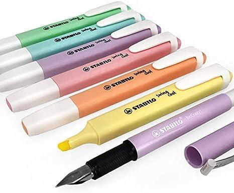 Stabilo Swing Cool Pastel Marcadores Rotuladores - Set Completo de ...