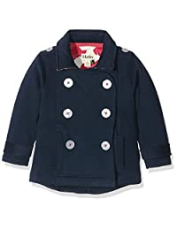 Hatley Kids Girl's Nordic Apple Brushed Fleece Peacoat (Toddler/Little Kids/Big Kids)