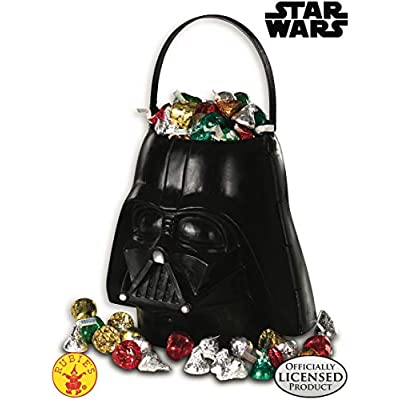 Rubies Star Wars Darth Vader Trick-or-Treat Pail: Toys & Games
