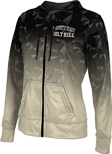 Women's Church Divinity of The Pacific College Maya Fullzip Hoodie (Apparel) F1B52 by ProSphere