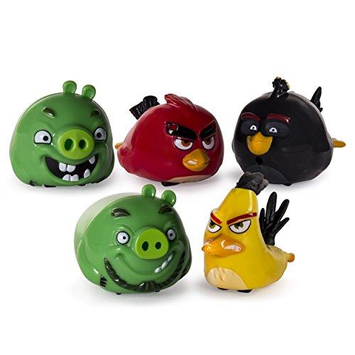 Angry Birds 6027750 Speedsters 5pk