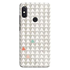 Cover It Up - Odd Hills Grey Redmi Note 5 Pro Hard Case