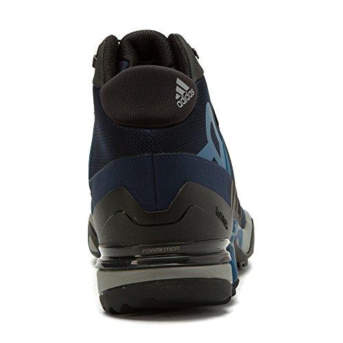 Bota Adidas Terrex Fast R Gtx De Adidas - Hombre Tech Steel / Black / Collegiate Navy