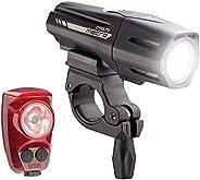 Metro Plus 800 & Hotshot Pro 150 Bicycle Light Combo
