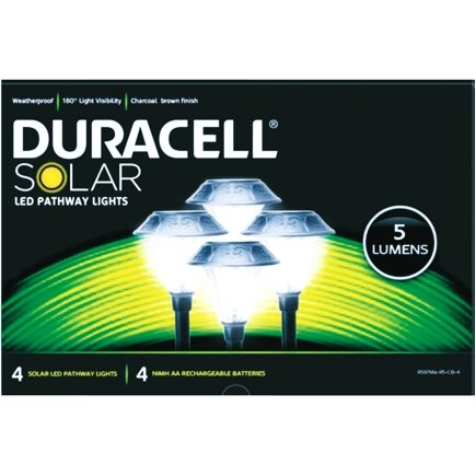 Duracell Led Solar Pathway Light in Florida - 6