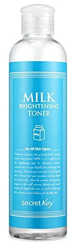SECRET-KEY-Milk-Brightening-Toner-248ml-Radiant-skin-Moisture-Oil-balance