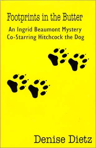 book cover of Footprints in the Butter