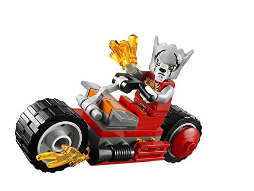 LEGO Chima Worriz Fire Bike 30265