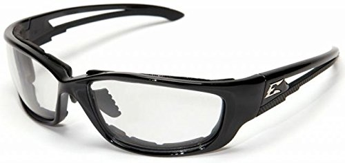 Edge Clear Safety Glasses, Anti-Fog, Scratch-Resistant, Wraparound 10' Universal Foam