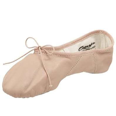 Capezio Women's Juliet Ballet Shoe,Rose Quartz,11.5 M US