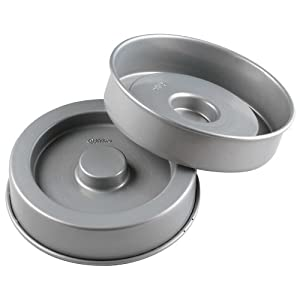 Wilton Fanci-Fill Cake Pan Set