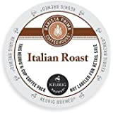 Barista Prima Coffeehouse Dark Roast Extra Bold K-Cup for Keurig Brewers, Italian Roast Coffee (Count of 96)