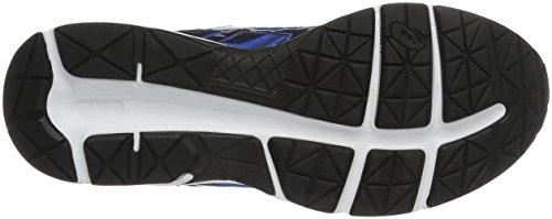 Asics Herren Gel-Contend 3 Gymnastik Blu (Imperial/Black/Safety Yellow)