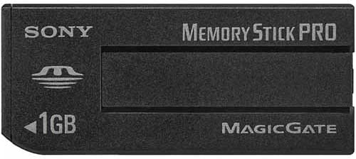 Renewed Sony 2 GB Memory Stick PRO Duo Memory Card MSX-M2GS
