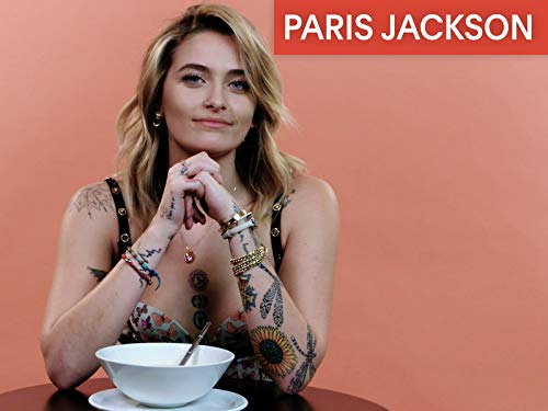 (Paris Jackson Tries 9 Things She's Never Tried Before)