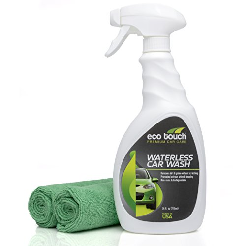 Eco Touch (WCW24) Waterless Car Wash - 24 oz. ()