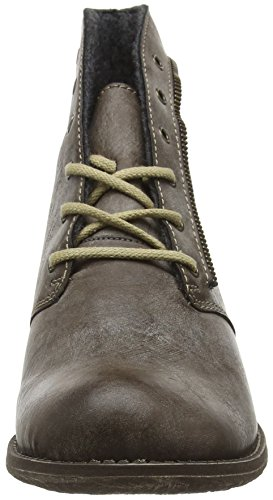 Rieker Women's 74749 Ankle Boots Brown (Cigar/25) 14aVs7K