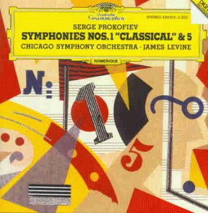 Price comparison product image Prokofiev: Symphony No. 1 in D Major, Op. 25 (Classical); Symphony No. 5 in B Flat Major, Op. 100