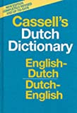 Cassell's English Dutch, Dutch English Dictionary