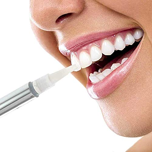 Amazon Com Tooth Cleaning Tools Flawless Teeth Whitening Gel Pen Whitener Bleaching System Stain Eraser Remove Neutral Bleach Remove Stains Oral Hygiene Beauty