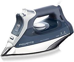 Rowenta ProMaster DW8112D1 - Plancha (2700 W, golpe de vapor 200 g/min, suela Microsteam Laser 400, sistema de autolimpieza)